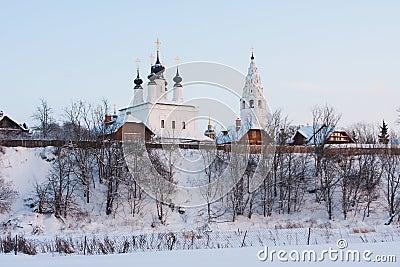 Aleksandrovsky monastery. Suzdal.