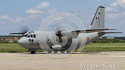 Alenia C-27J Spartan Editorial Stock Image