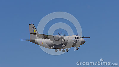 Alenia C-27J Spartan Editorial Photography