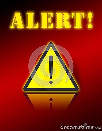 Alert ! sign