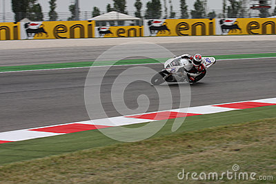 Alex Baldolini Triumph Daytona 675 Power Suriano Editorial Stock Photo