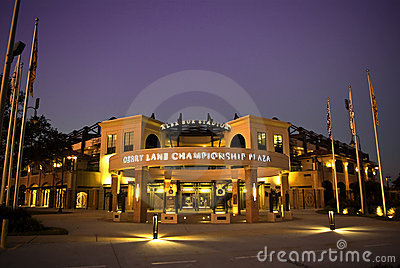alex box stadium lsu baseball editorial image   image