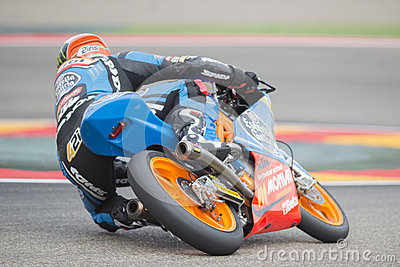 Alex Rins Moto3 Editorial Photo