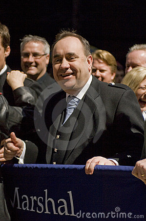 Alex Salmond Editorial Photo