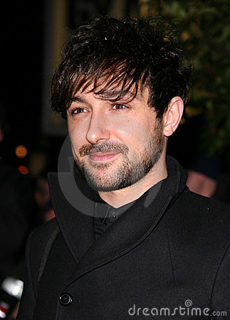Alex Zane, Zane Editorial Stock Photo
