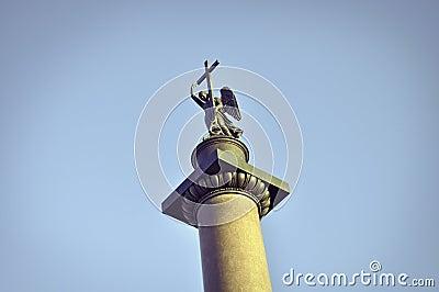 Alexander Column top