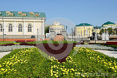 Alexander Garden and Manege Square