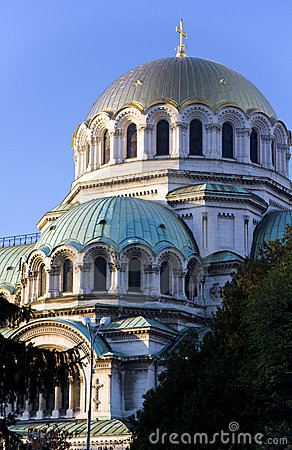 Free Alexander Nevsky Cathedral In Sofia, Bulgaria Stock Photos - 16611273