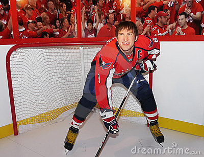 Alexander Ovechkin Editorial Stock Photo