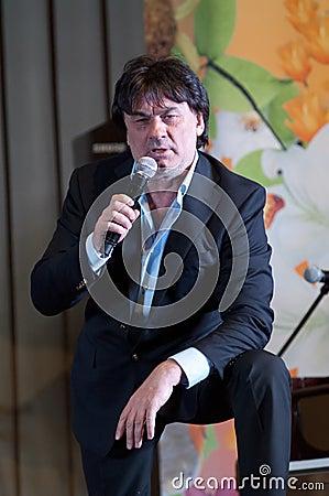 Alexander Serov Editorial Image