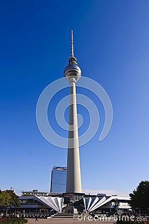 Free Alexanderplatz In Berlin Royalty Free Stock Image - 16332896