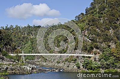 Alexandra Bridge, Launcenston, Tasmania