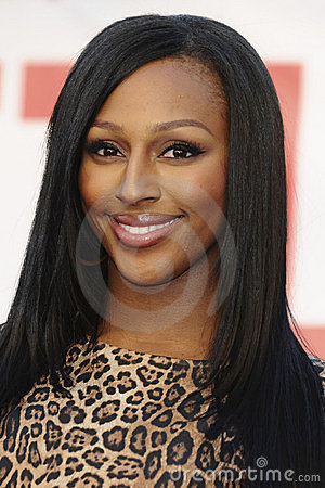 Alexandra Burke Editorial Stock Image