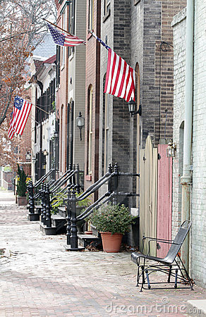 Alexandria ulica Virginia