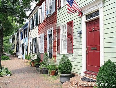 Alexandria, Virginia, Street
