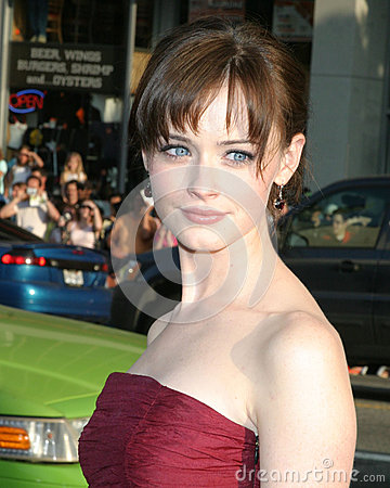 Free Alexis Bledel Stock Photo - 26358870