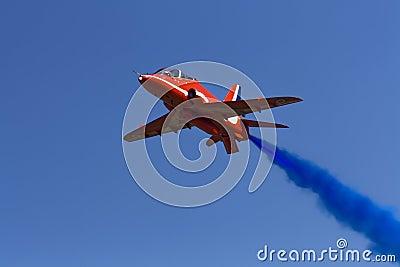 Alfa jet Editorial Image