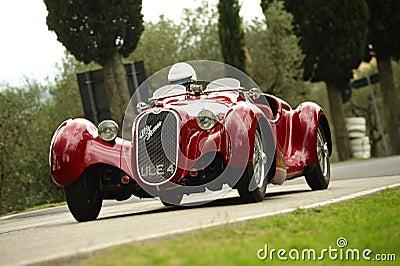 Alfa Romeo 6C 2300 Editorial Image