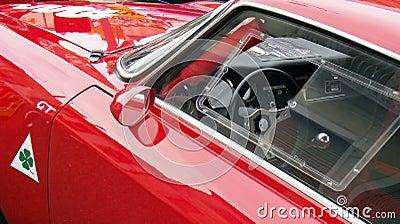 Alfa Romeo Giulia Sprint Editorial Image