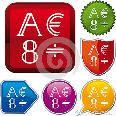 Alfabeto dell icona