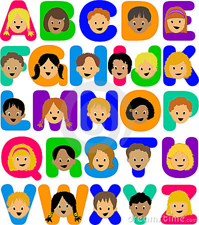 Alfabeto dos miúdos
