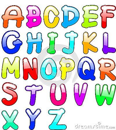 Etiqueta / infantiles - Fuentes gratis para descargar