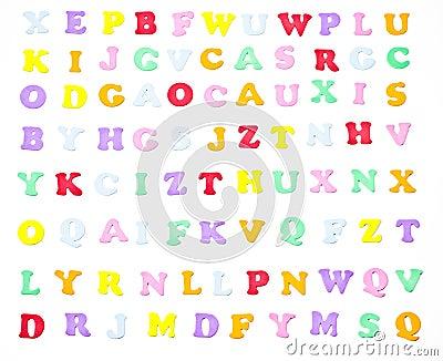Alfabeto minúsculo
