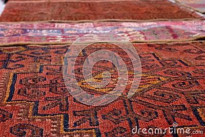 Alfombras de Bukhara