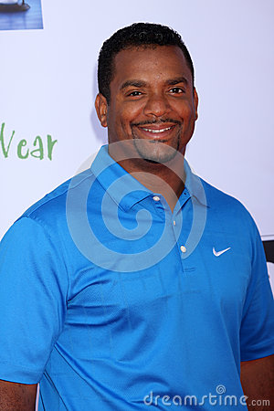 Alfonso Ribeiro Editorial Stock Photo