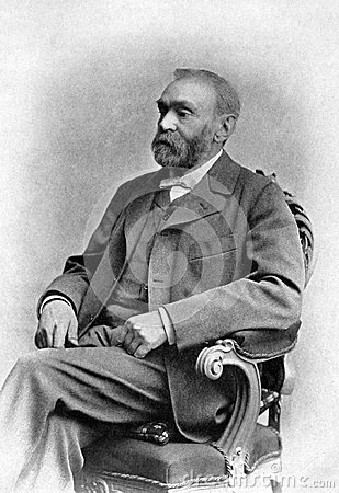Alfred Nobel Editorial Stock Photo