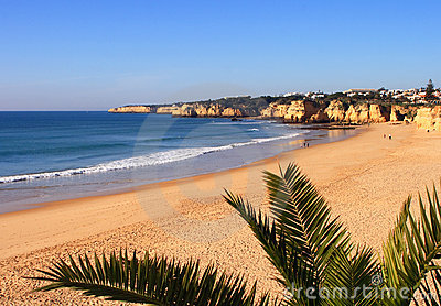 Algarve Armacao beach