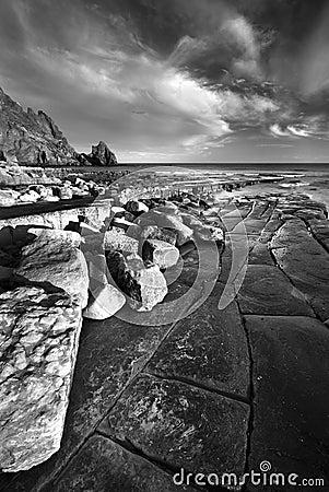 Free Algarve Beach Royalty Free Stock Photography - 12610117