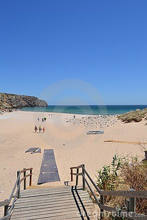Algarve beach Portugal Editorial Photography