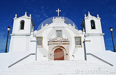 Algarve Church