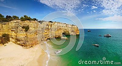 Algarve, Coast and Beach, Portugal