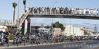Algarve International Motorcicle Rally Editorial Photography