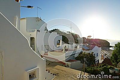 Algarve Sunrise Olhos D agua, Algrave, Portugal