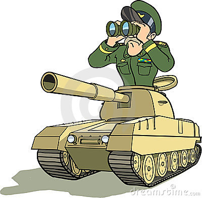 Algemeen in battletank