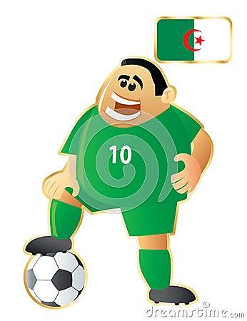 Algerie μασκότ ποδοσφαίρου