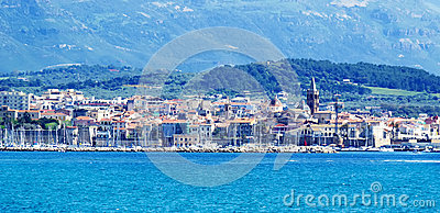Alghero Harbor Royalty Free Stock Photo - Image: 24717375