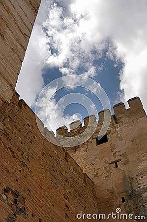Alhambra: kasteel
