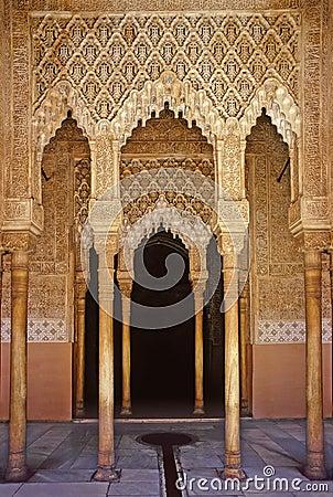 Free Alhambra Palace Stock Images - 3241514