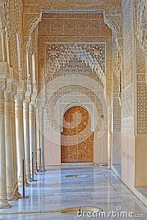 Free Alhambra Palace, Granada, Spain Stock Photos - 62106123