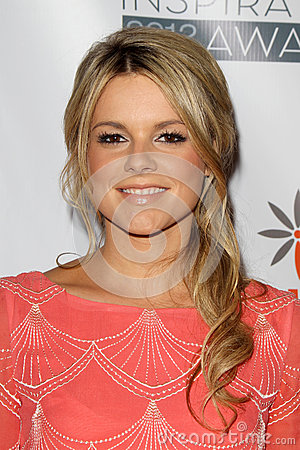 Ali Fedotowsky arriving at StepUp Women s Network Inspiration Awards Editorial Photography