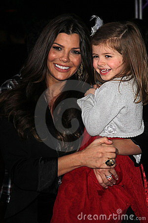 Ali Landry, Cirque du Soleil Editorial Stock Photo