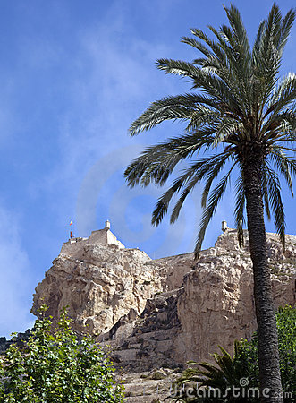 Alicante Castle - Costa Blanca - Spain