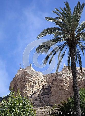 Alicante Castle - Costa Blanca - Spain