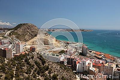 Alicante, Catalonia Spain
