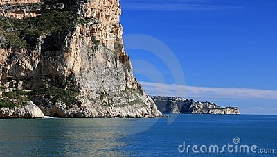 Alicante coast