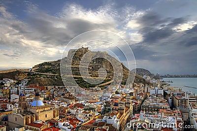 Alicante down
